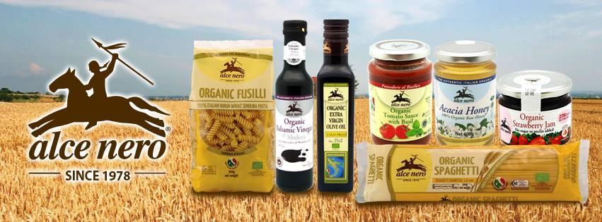 Produk organik alce nero
