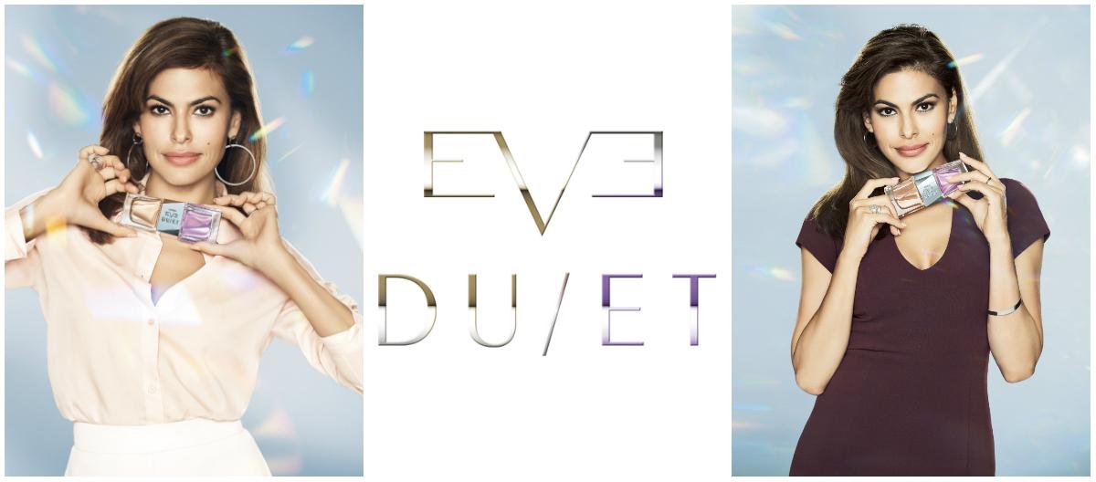 Eva Mendes - Wajah Eve Duet