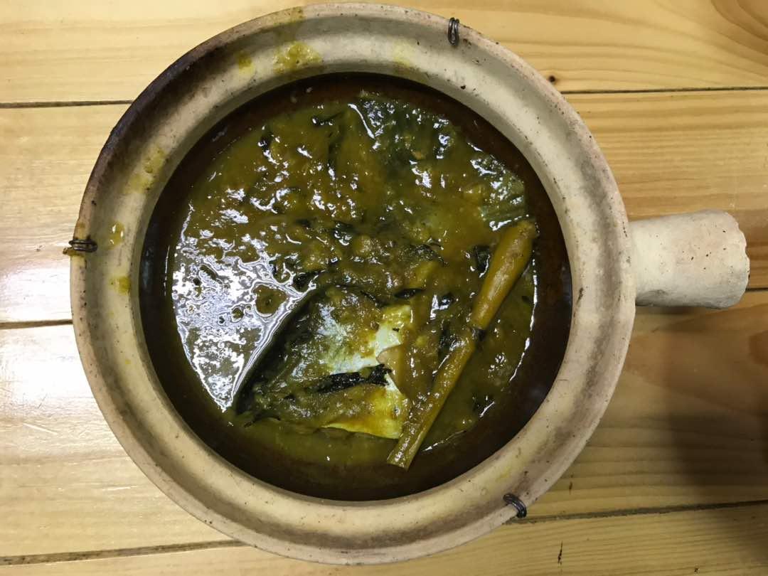 Masak Tempoyak Ekor Ikan Patin - RM16.00