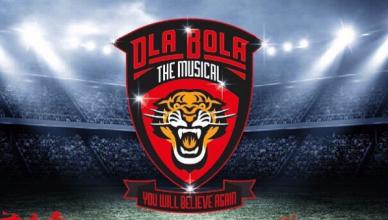 Ola Bola The Musical Logo