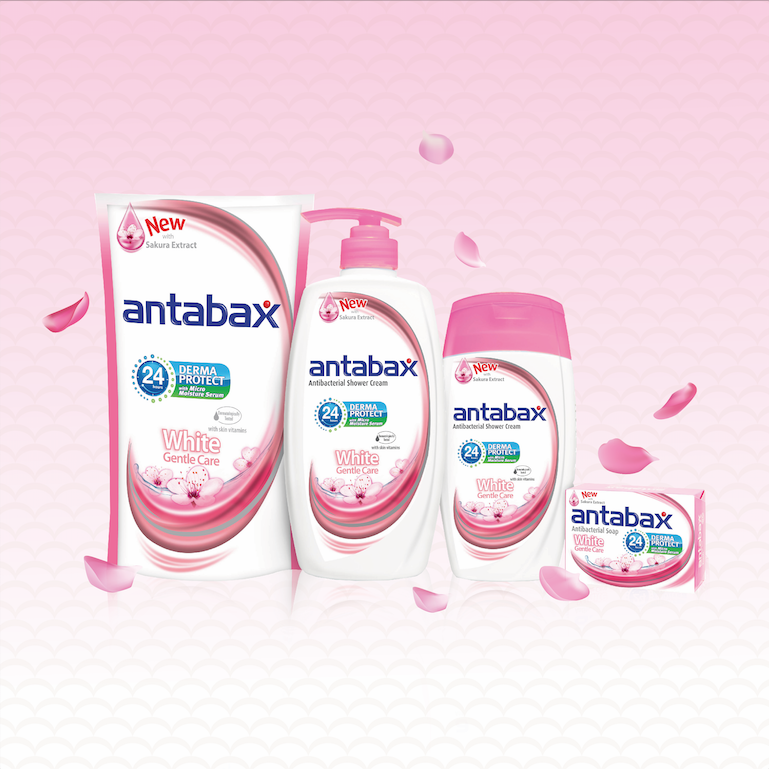 Antabax White Gentle Care