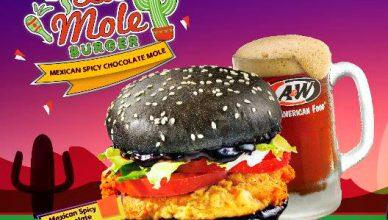 Peraduan La Mole Burger1
