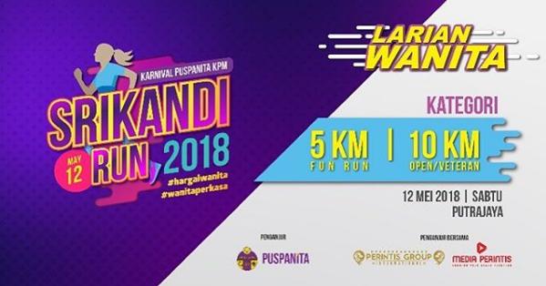SRIKANDI Run 2018