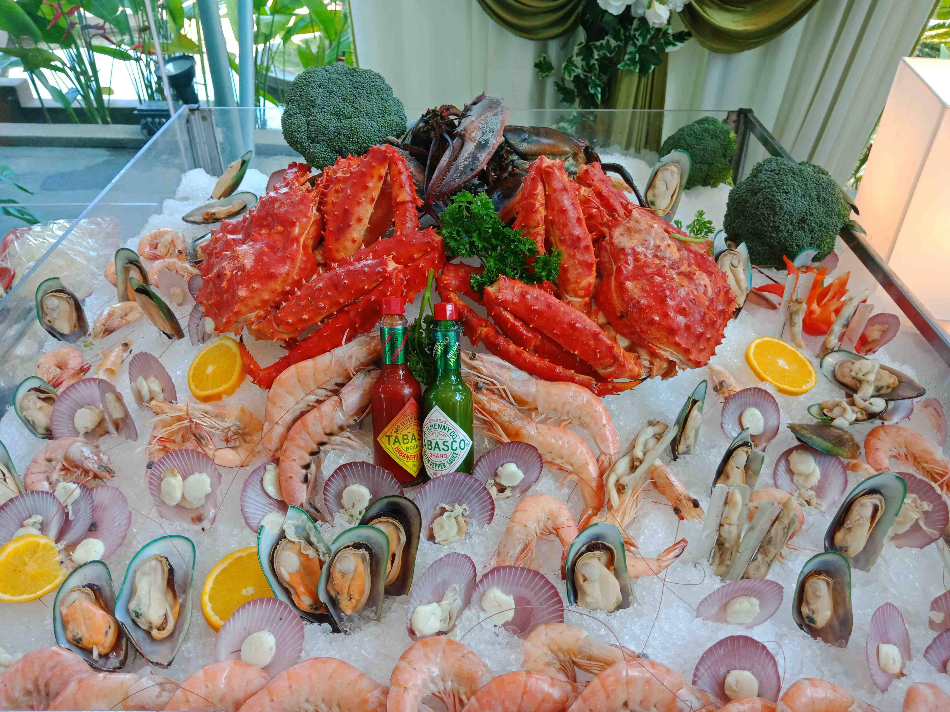 Makanan Laut Segar