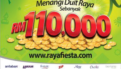 RM100,000 Untuk Dimenangi