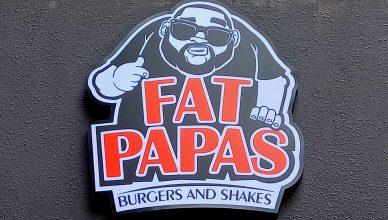 logo Fat Papas