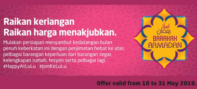 Promosi Ramadan Lulu