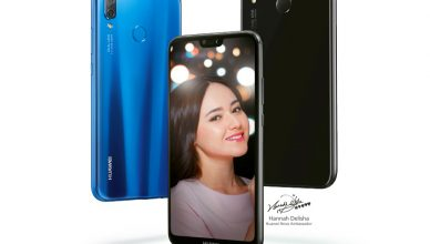 HUAWEI nova 3e_Key Visual1