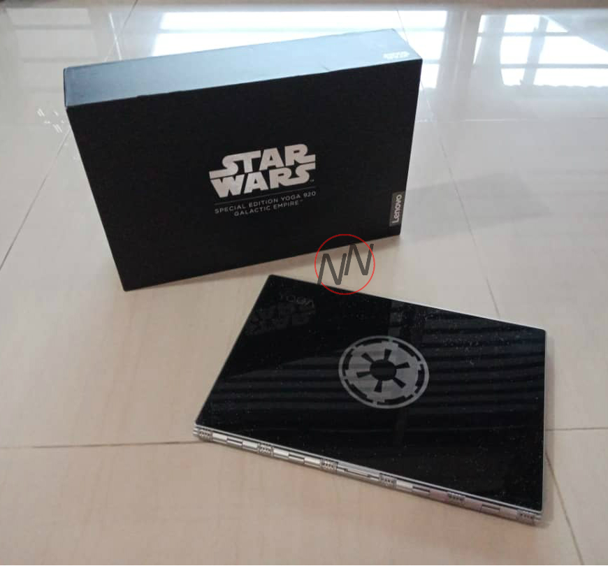 Lenovo Star Wars Edition Yoga Galactic Empire