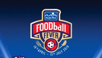 FOODball Fever logo_Key visual