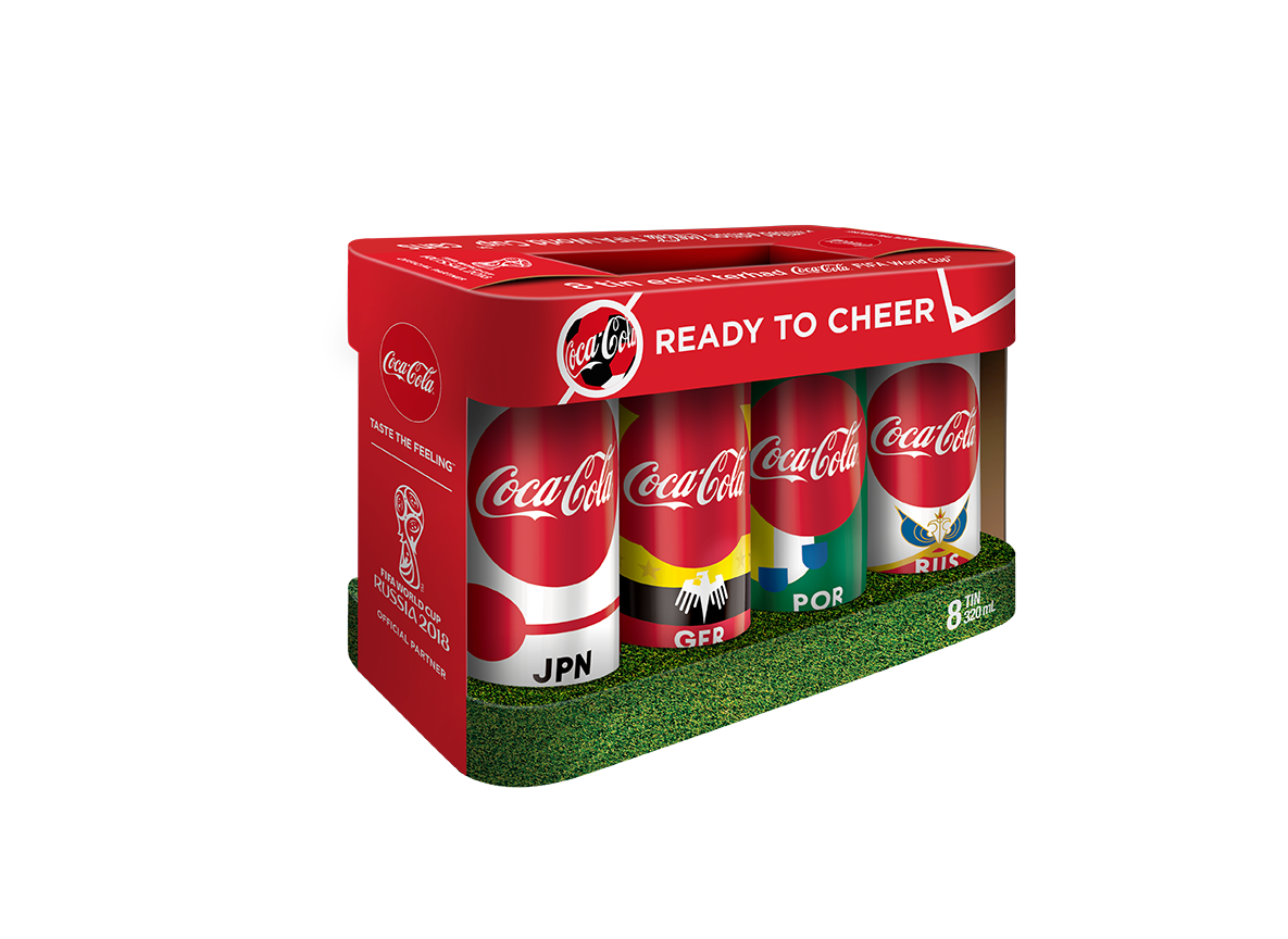 This special Coca-Cola 2018 FIFA World Cup Russia Limited Edition Commemorative Pack is available on Lazada, 11street, Qoo10, Shopee and BIG Box Asia_2