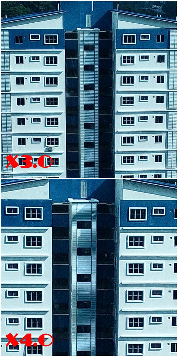 Zoom x3 X4