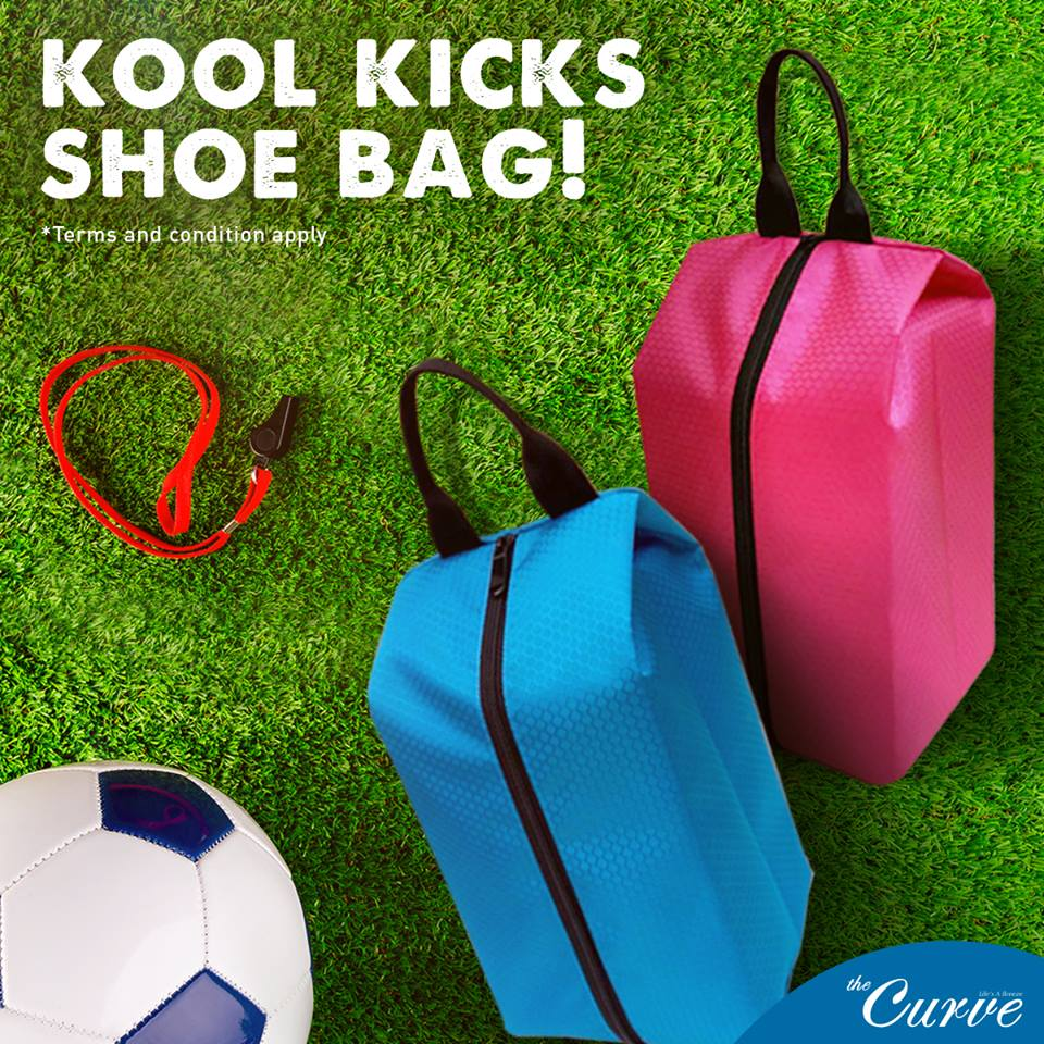 Kool KIck Shoe Bag
