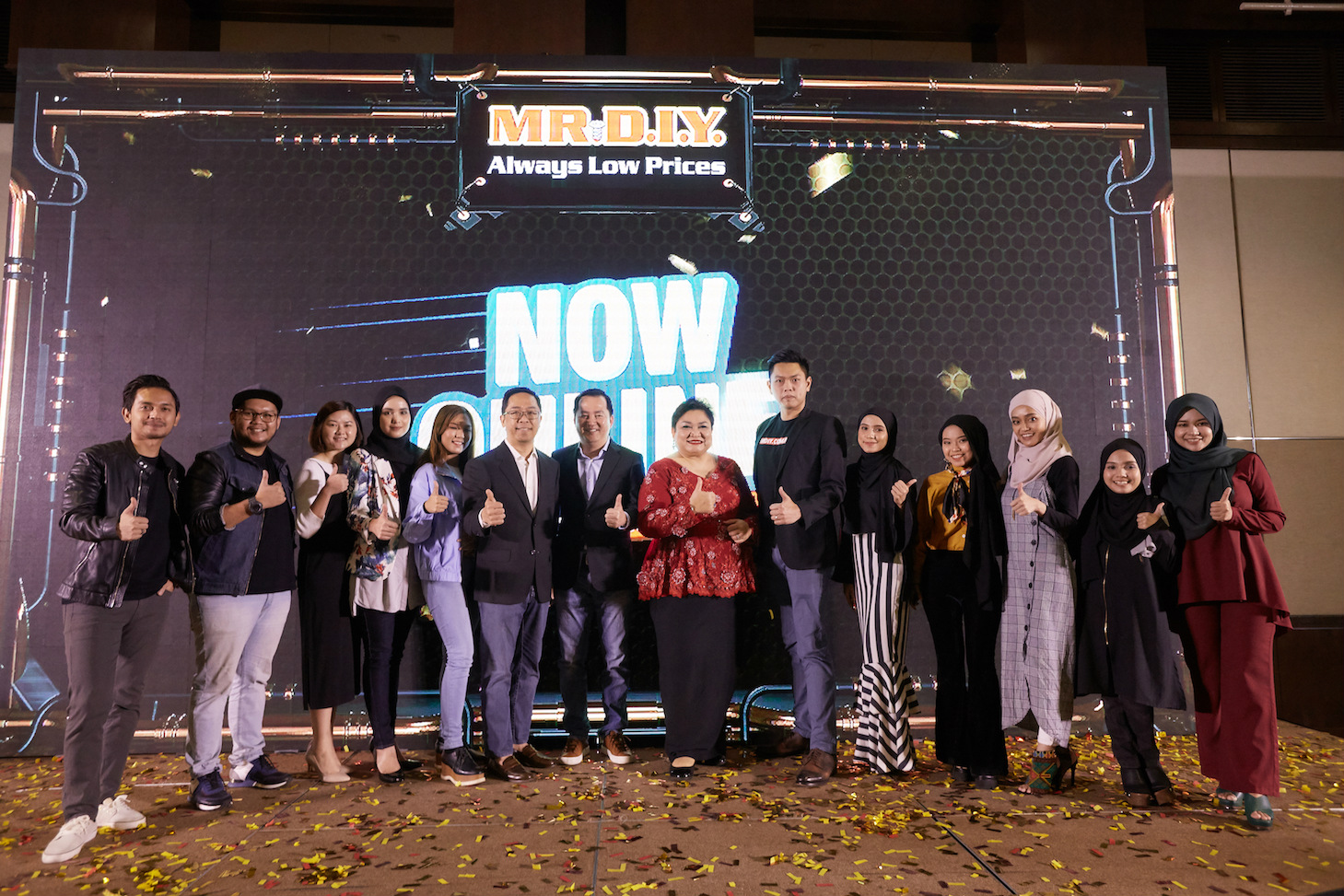 VIP, Duta dan Influencers