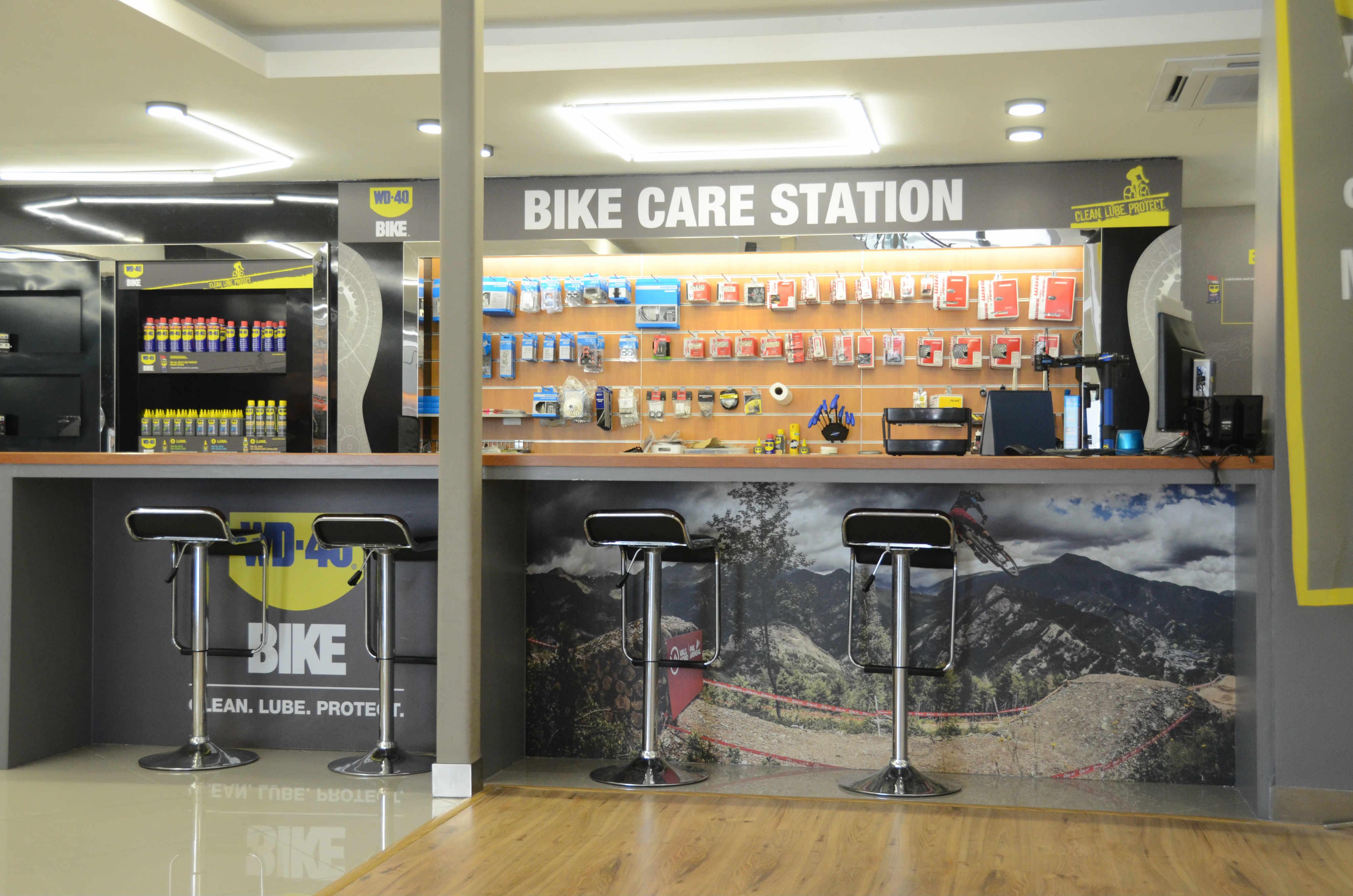 Bike Care Station