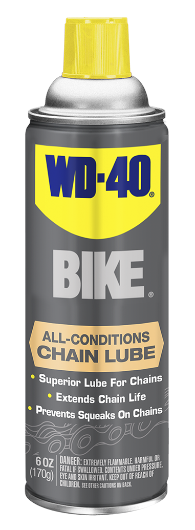 WD-40® BIKE All-Conditions Chain Lube
