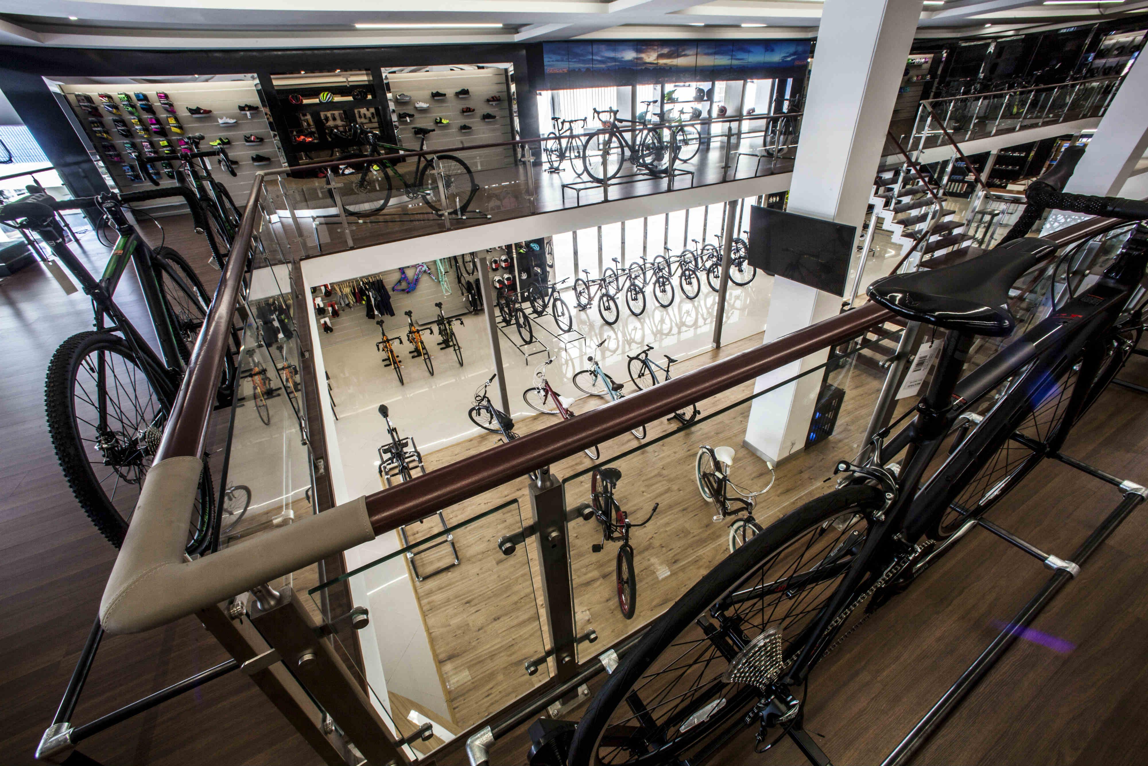Kedai Basikal 2Escape