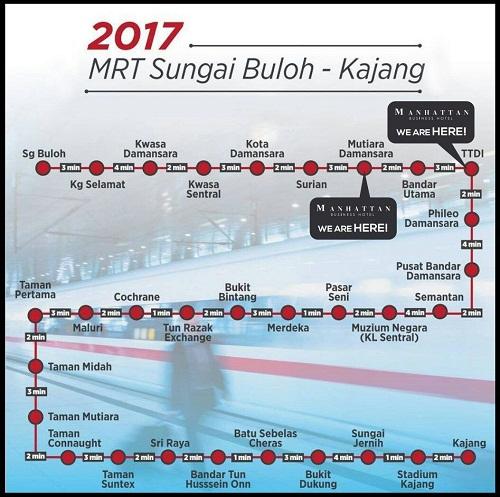 Laluan MRT