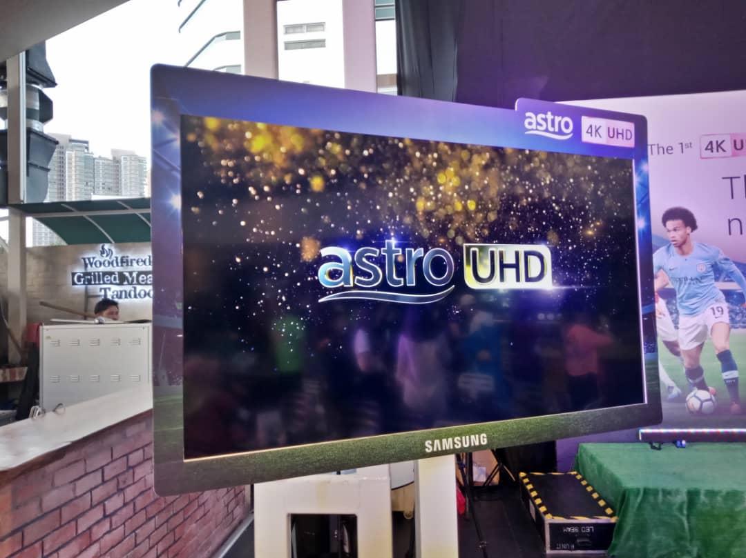 rangkaian TV QLED 2018 dengan 4K UHD