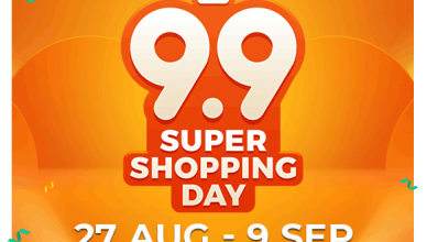 Shopee 9.9 Super Shopping Day event