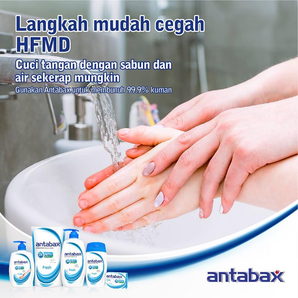 langkah mudah cegah HFMD