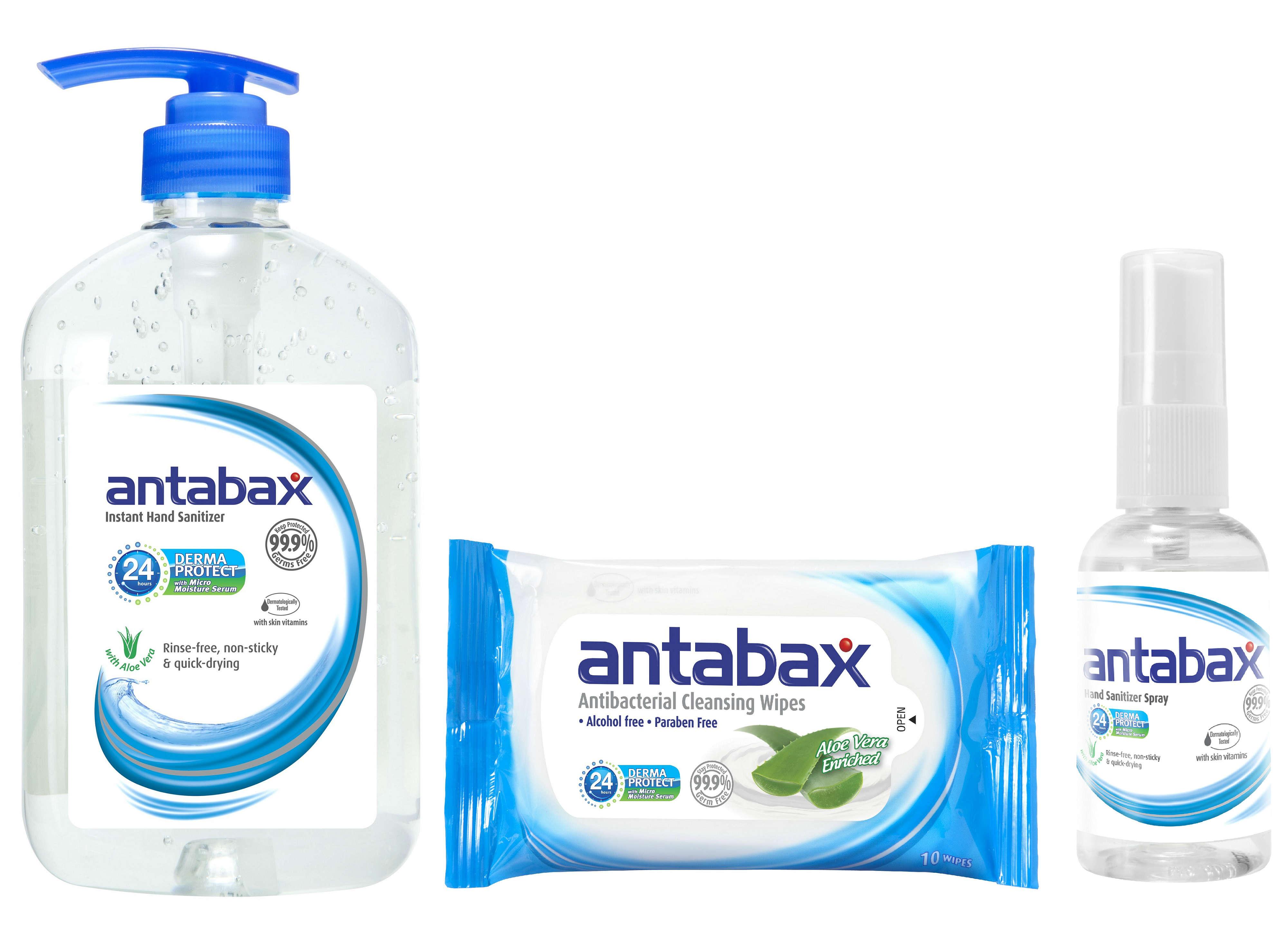 Antabax Berkongsi Tips dan Kegunaan Harian Rangkaian Produk Antibakteria Untuk Mengurangkan Risiko Jangkitan HFMD
