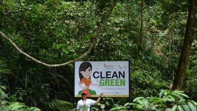 Kempen Bersih dan Hijau Firefly