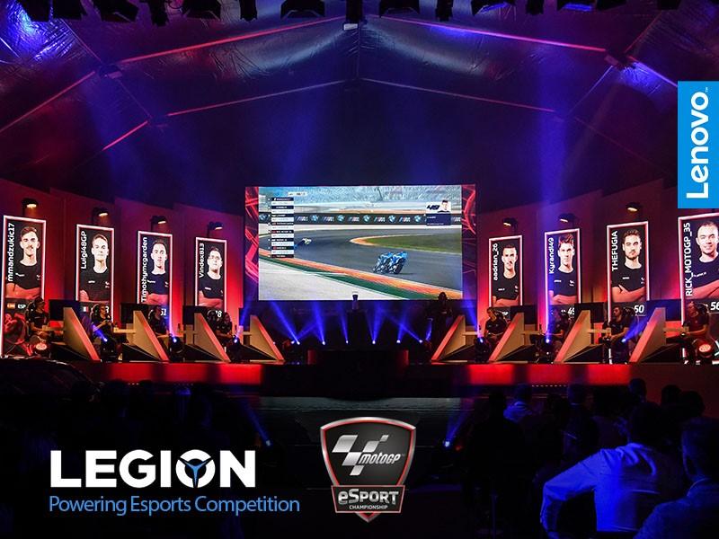 Lenovo dan Dorna Sports menjadi Rakan Kongsi acara eSport MotoGP