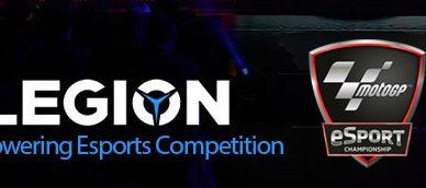 Lenovo Partners Dorna Sports for MotoGP™ eSport Championship