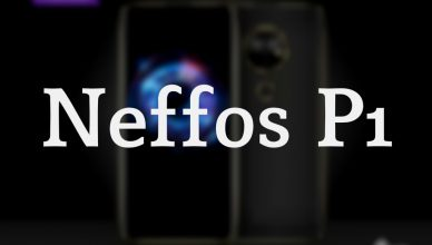 Neffos P1 Projektor