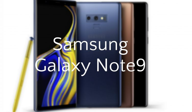 Samsung Galaxy Note9-1