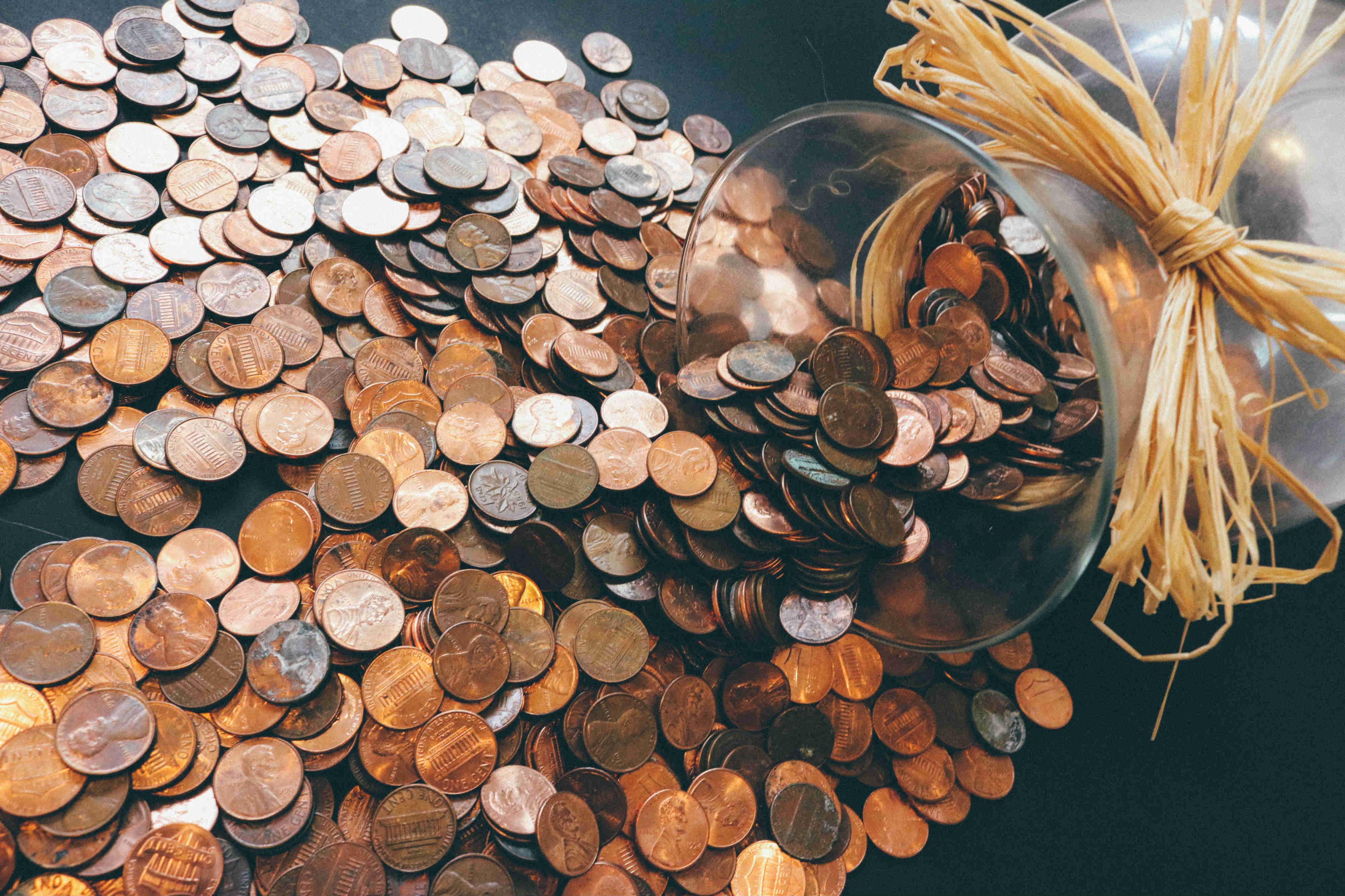 WD-40 - pengumpul syiling lama