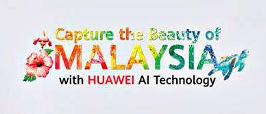 Kontes Selfie HUAWEI