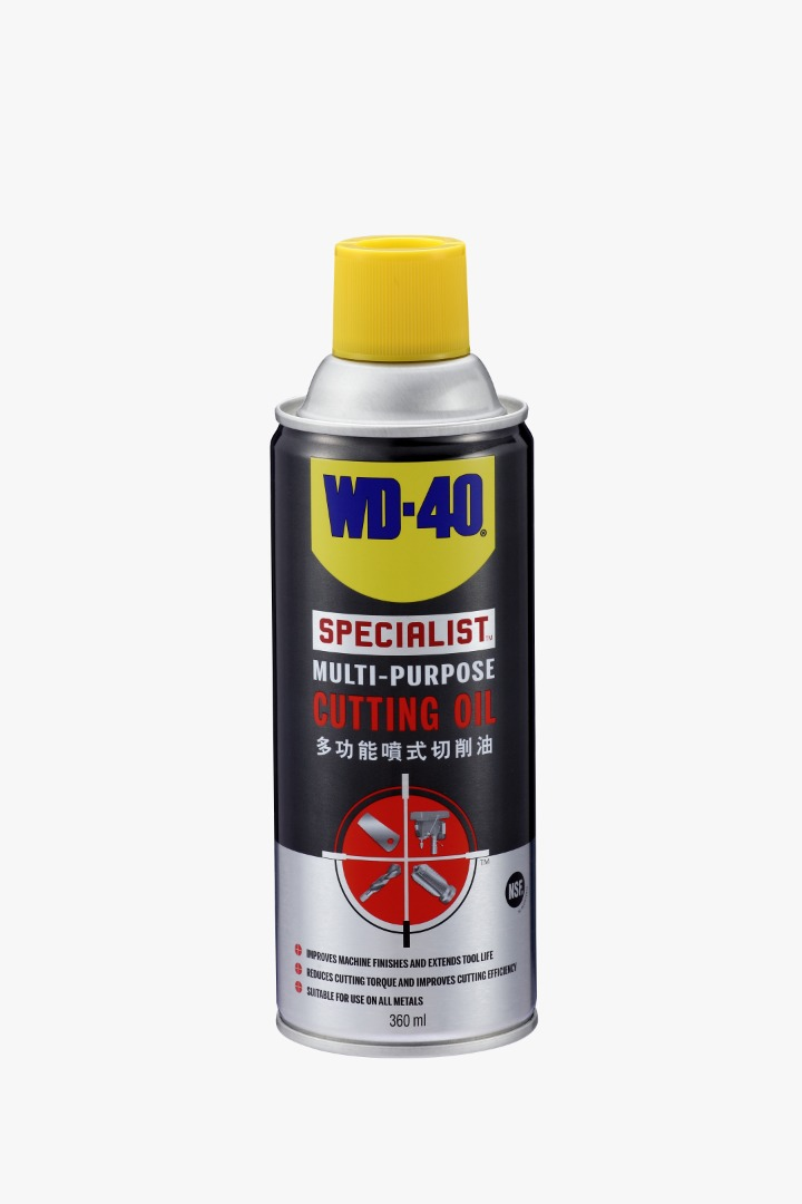 WD-40 - Cutting Oil