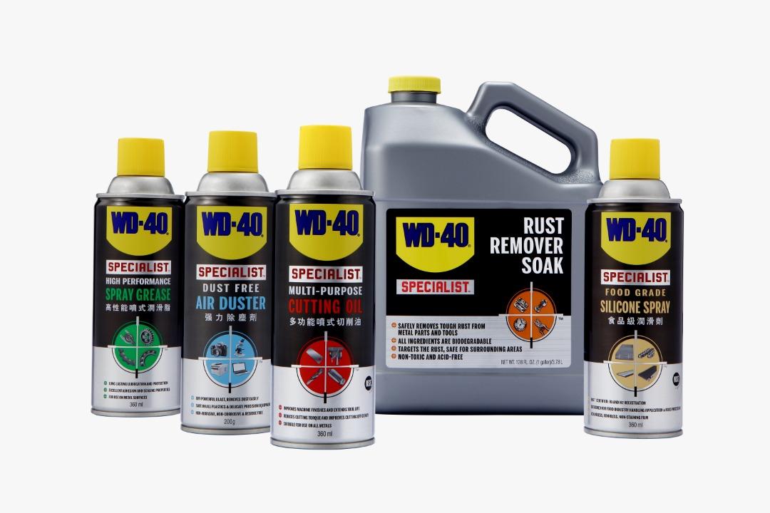 WD-40 produk solusi kepakaran anada