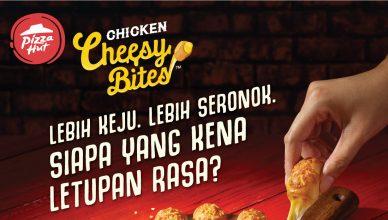 Chicken Cheesy Bites banner