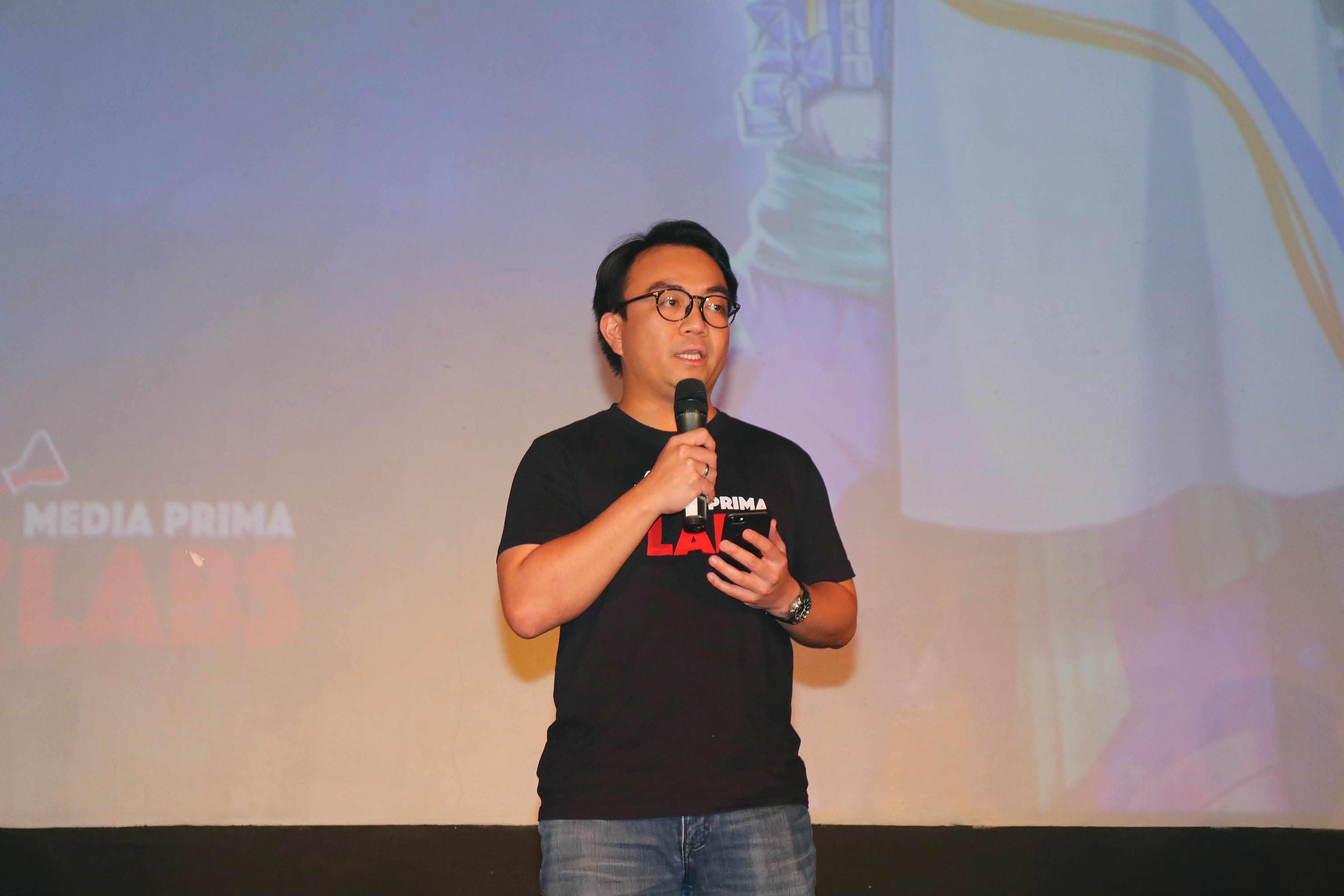 Ketua Pegawai Eksekutif Media Prima Digital, Rafiq Razali