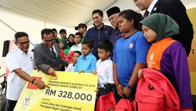 Sumbangan McDonald's Malaysia
