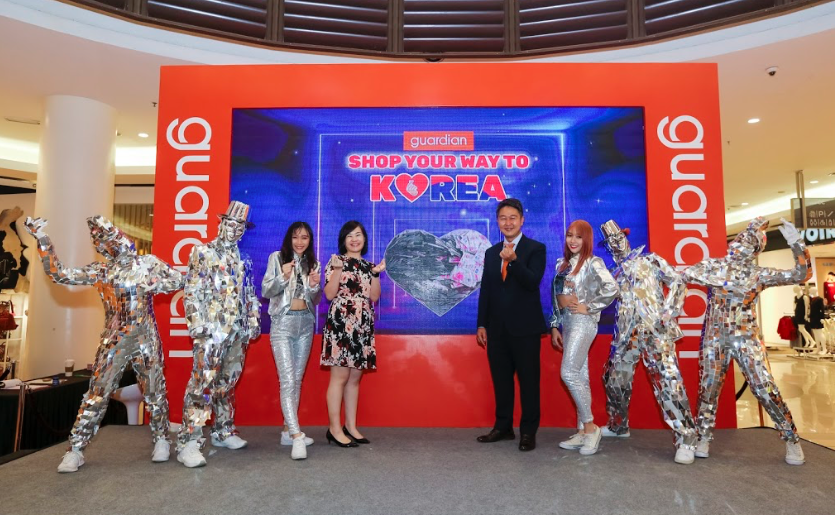 Guardian Malaysia's 'Shop Your Way To Korea'