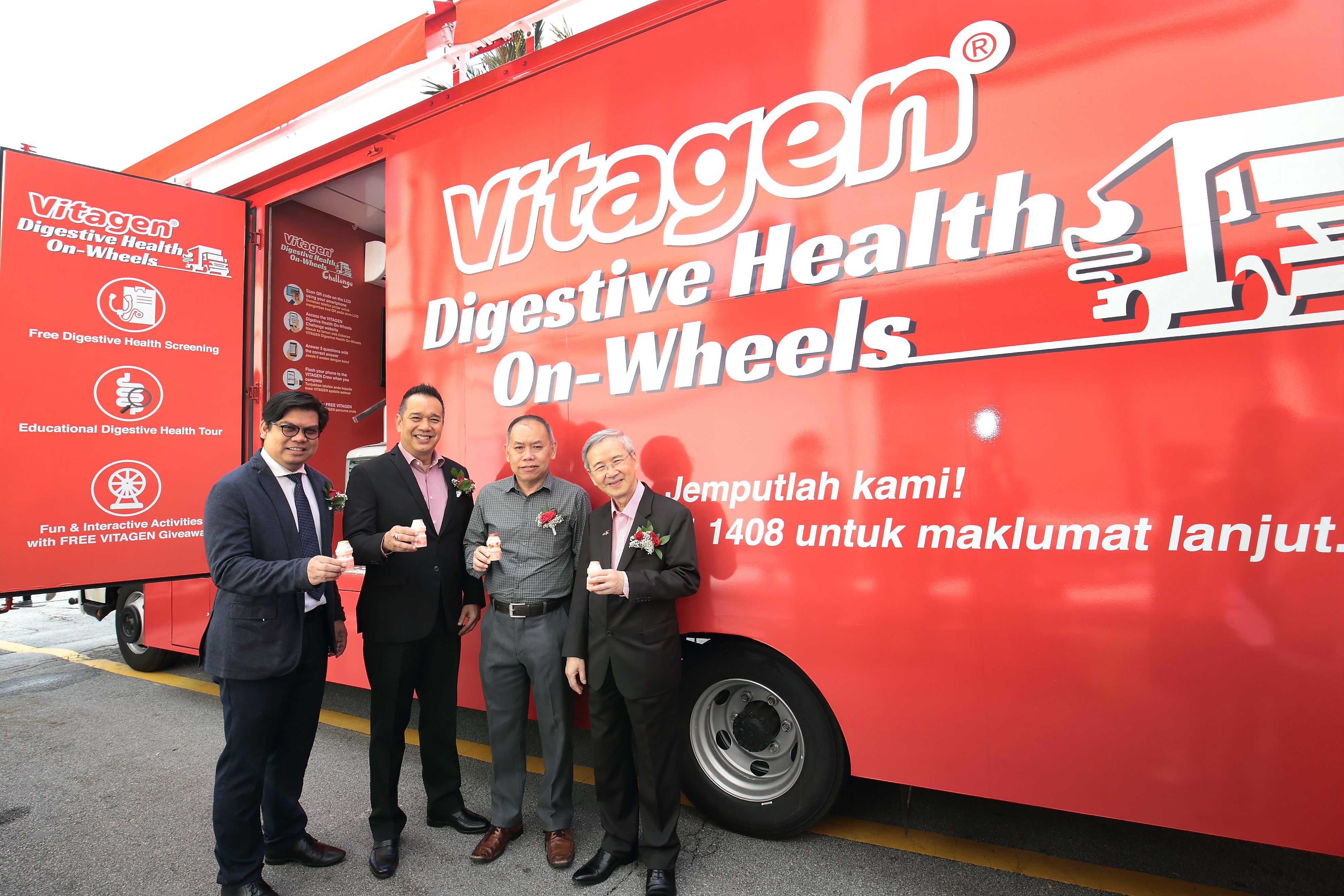 Digestive Health On-Wheels