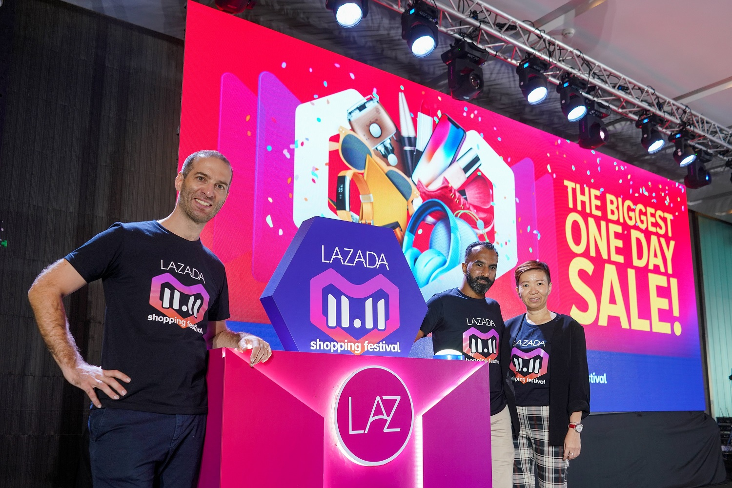 Lazada The Biggest One Day Sale