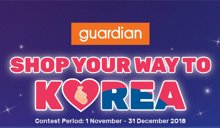 Shop Your Way To Korea Banner