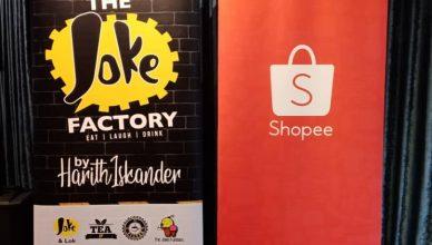 The Joke Factory on Shopee
