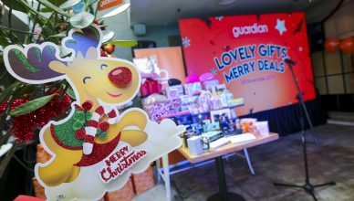 Guardian Malaysia - Lovely Gifts Merry Deals promo