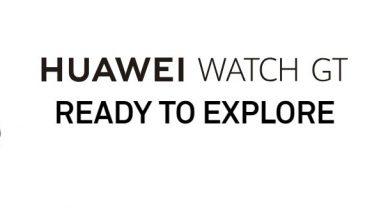 HUAWEI WATCH GT logo