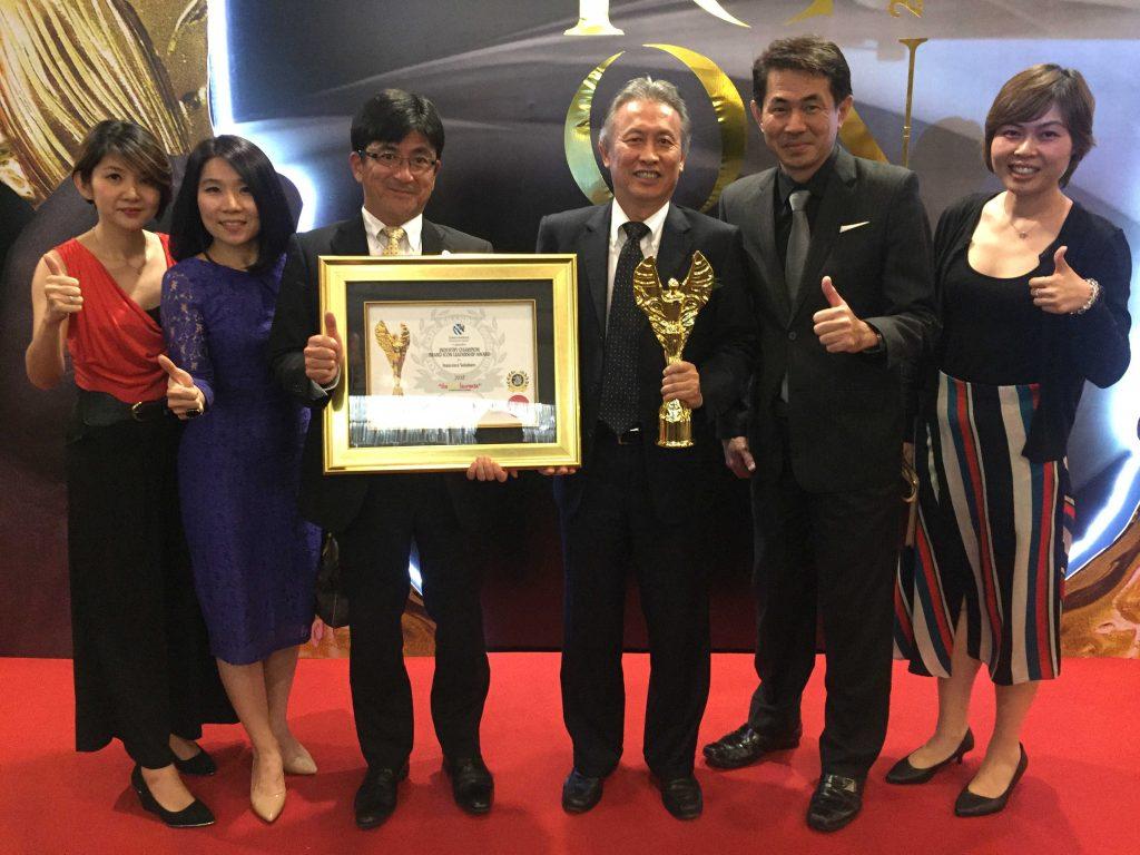 Tokio Marine Memenangi Anugerah Kepimpinan ICON Jenama BrandLaureate 2018