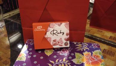 KITKAT Coklat Ruby