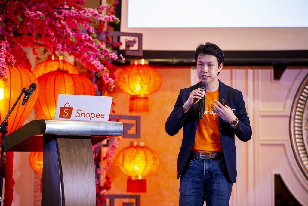 Zed Li, Ketua Perniagaan, Shopee Malaysia.