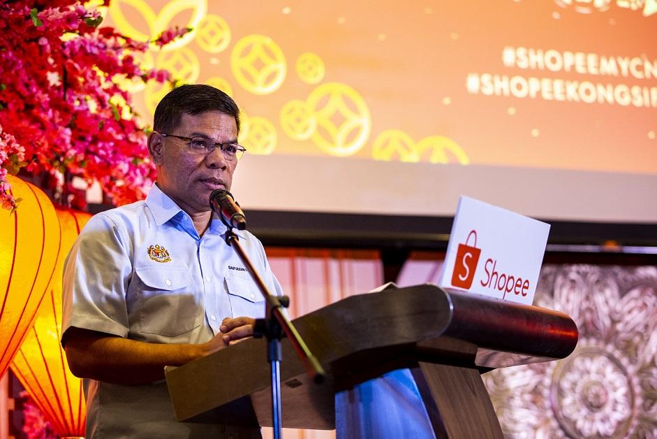 Datuk Seri Saifuddin Nasution Ismail, Menteri Perdagangan Dalam Negeri dan Hal Ehwal Pengguna
