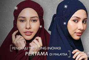 Telekung Siti Khadijahx